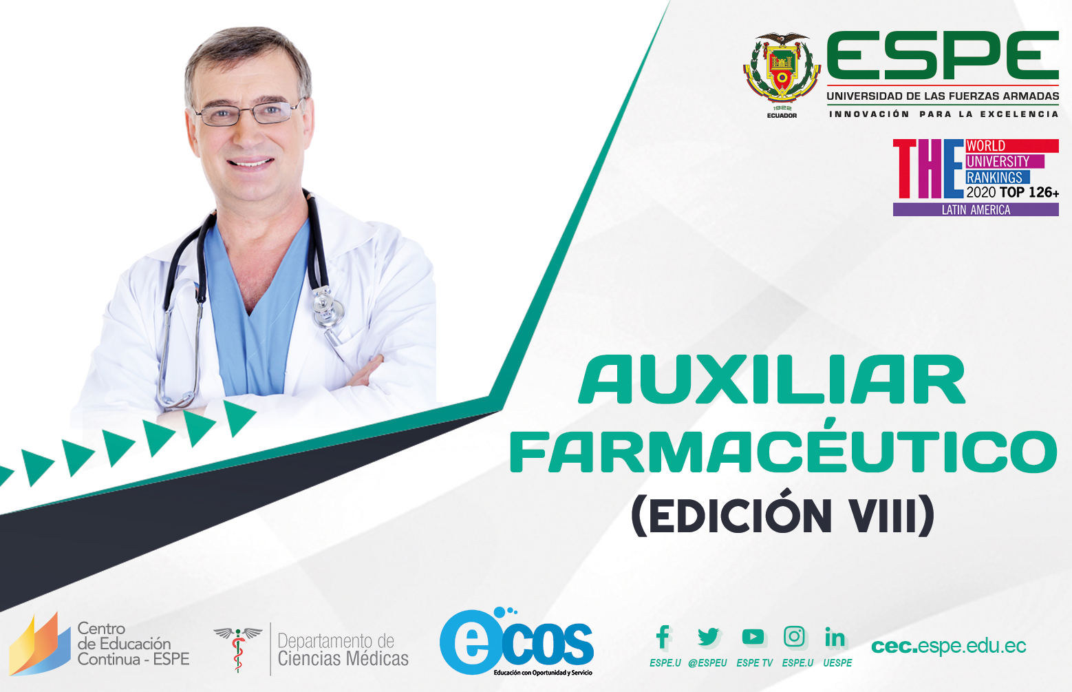 Auxiliar Farmacéutico (Edición VIII)